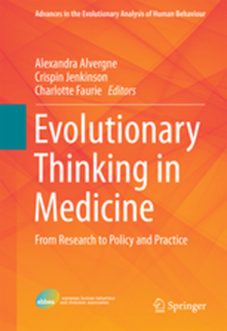 Couverture du livre Evolutionary Thinking in Medicine width=